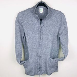 Title Nine Wool Blend Cardigan